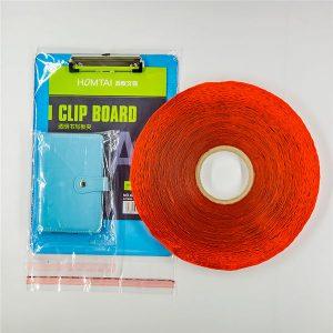 مخصص مطبوعة كيس من البلاستيك ختم الشريط