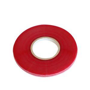 الخط الأحمر بوب حقيبة دائمة ختم الشريط