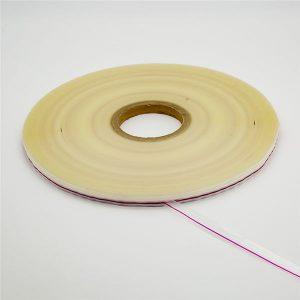 قابلة لإعادة الاستخدام كيس من البلاستيك ختم الشريط